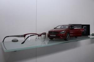 Opta Brno 2015, fotografie modelu auta a brýlí