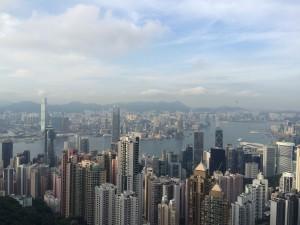 Město, Šárka Morávková a Výjimečné ženy v Hongkongu