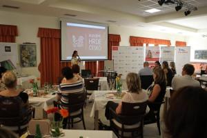 Ocenění Českých Podnikatelek, Šarlota Resort, regionální setkání 13.9.2016