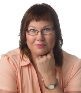 Mgr. Veronika Hanšová - profilová fotografie